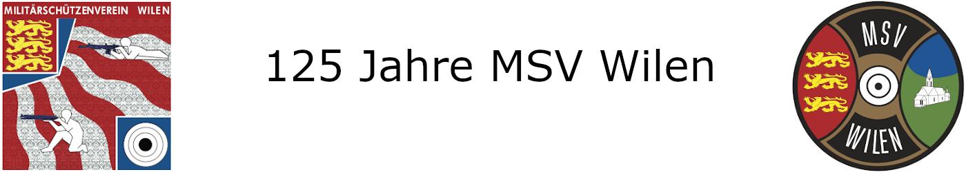 125 Jahre MSV Wilen